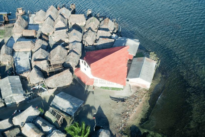 Playon Chico Panama Insel