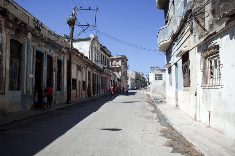 Havanna Seitenstraßen Blog