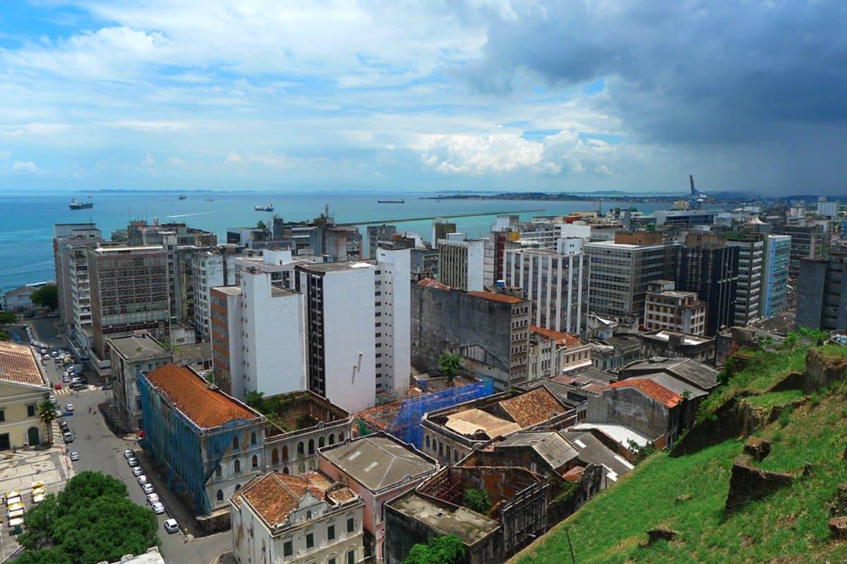Aufzug in Salvador da Bahia - Brasilien - Reiseblog Bravebird