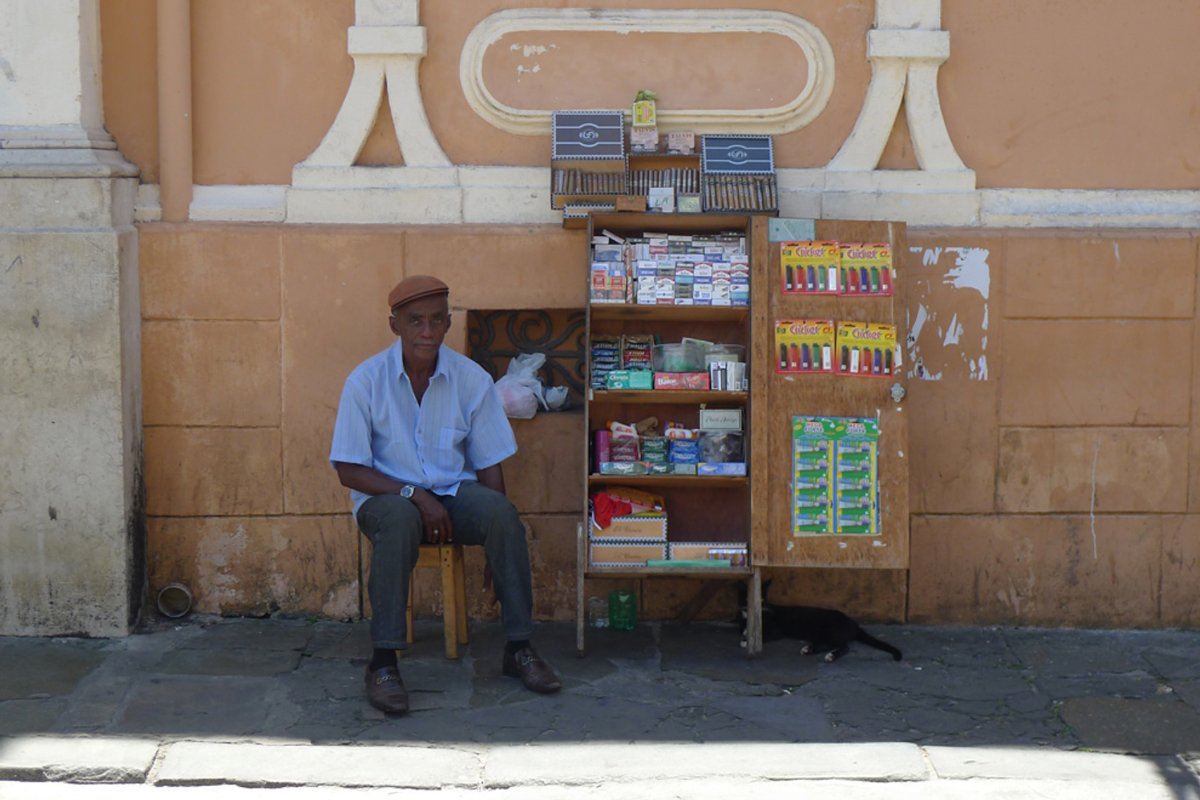 Streetlife in Salvador da Bahia - Brasilien - Reiseblog Bravebird