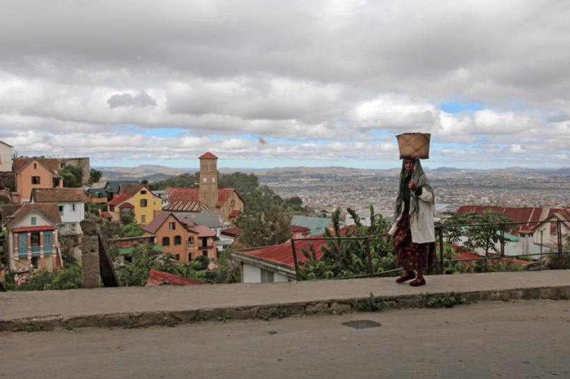 Tana Madagaskar