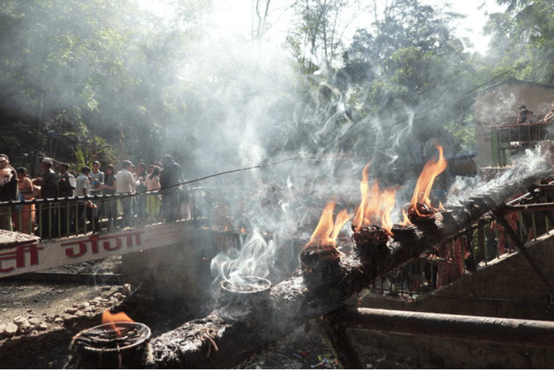 Dakshinkali Kathmandu Valley