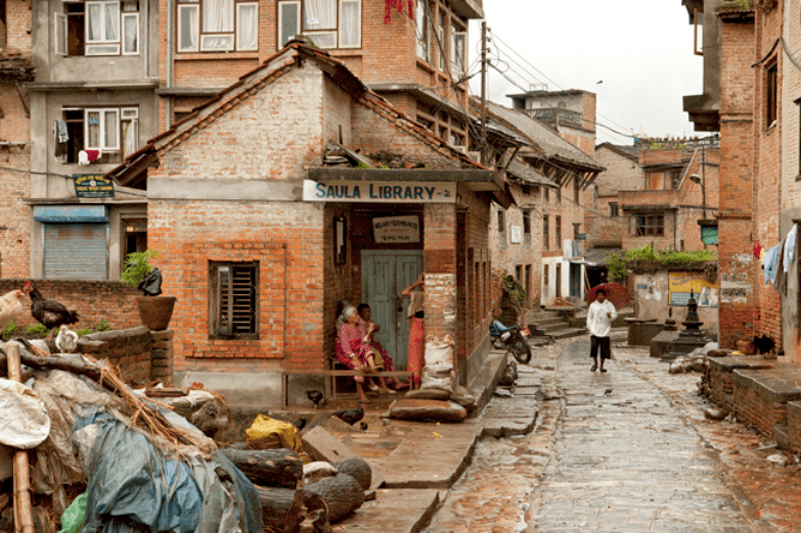 Kathmandu Tour Dorf