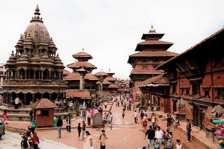 Nepal Patan Blog