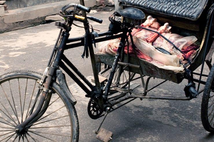 Nepal Straßenleben Blog
