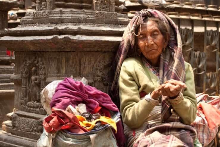 Nepal Armut Blog