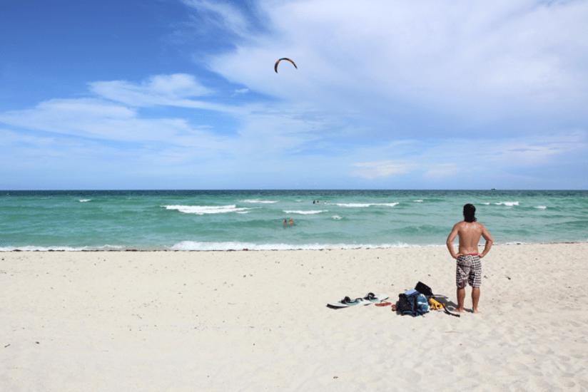 Miami Beach Surfer