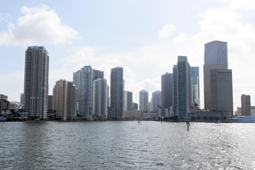 Miami Skyline Boot