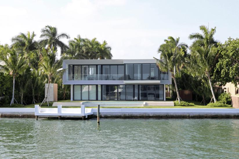 Miami Reichenviertel