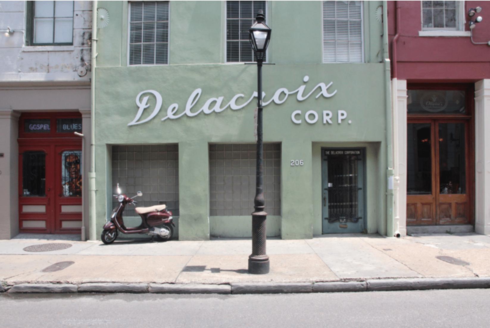 New Orleans Delacroix