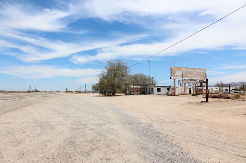 Geisterstädte auf dem besten Teil der Route 66 - Reiseblog Bravebird