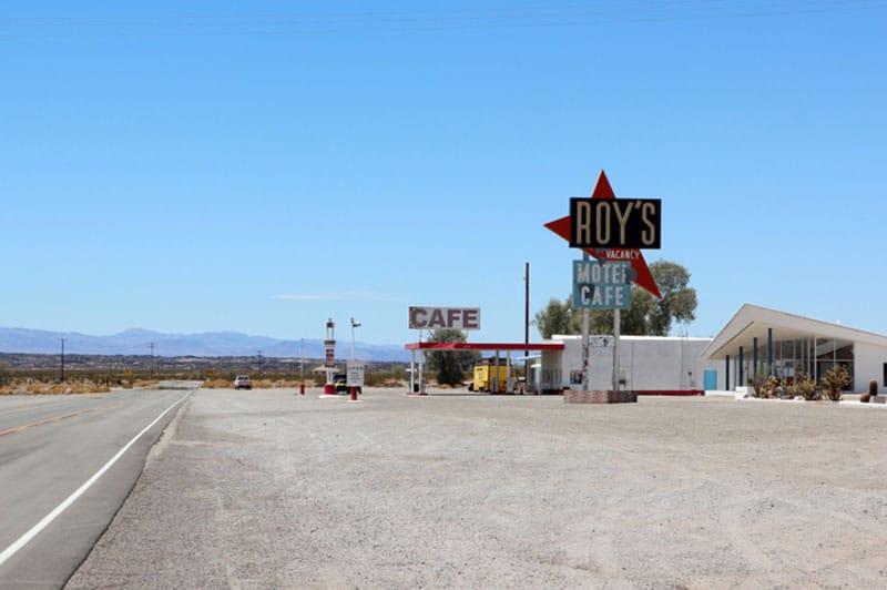 Roys Diner - Route 66 - Reiseblog Bravebird