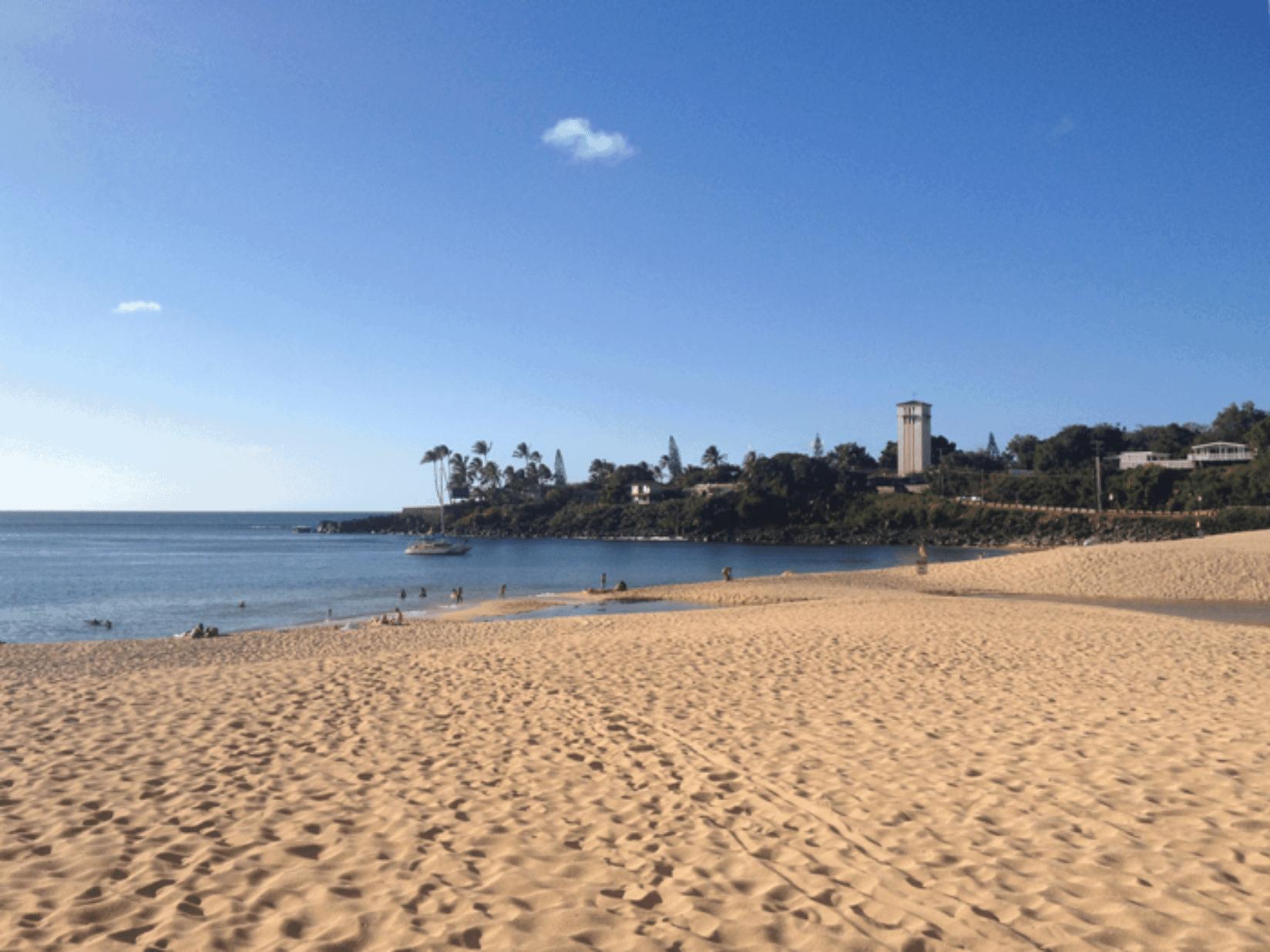 Beach O'ahu Hawaii
