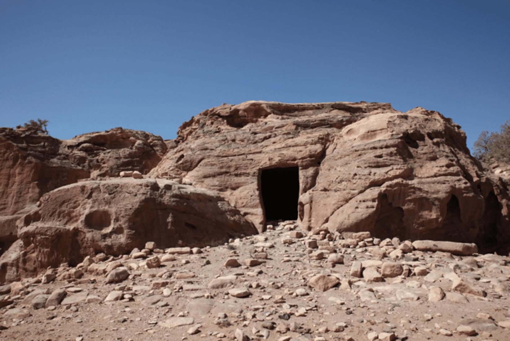 Petra Höhle Jordanien