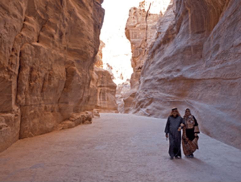 Petra Reiseblog Jordanien