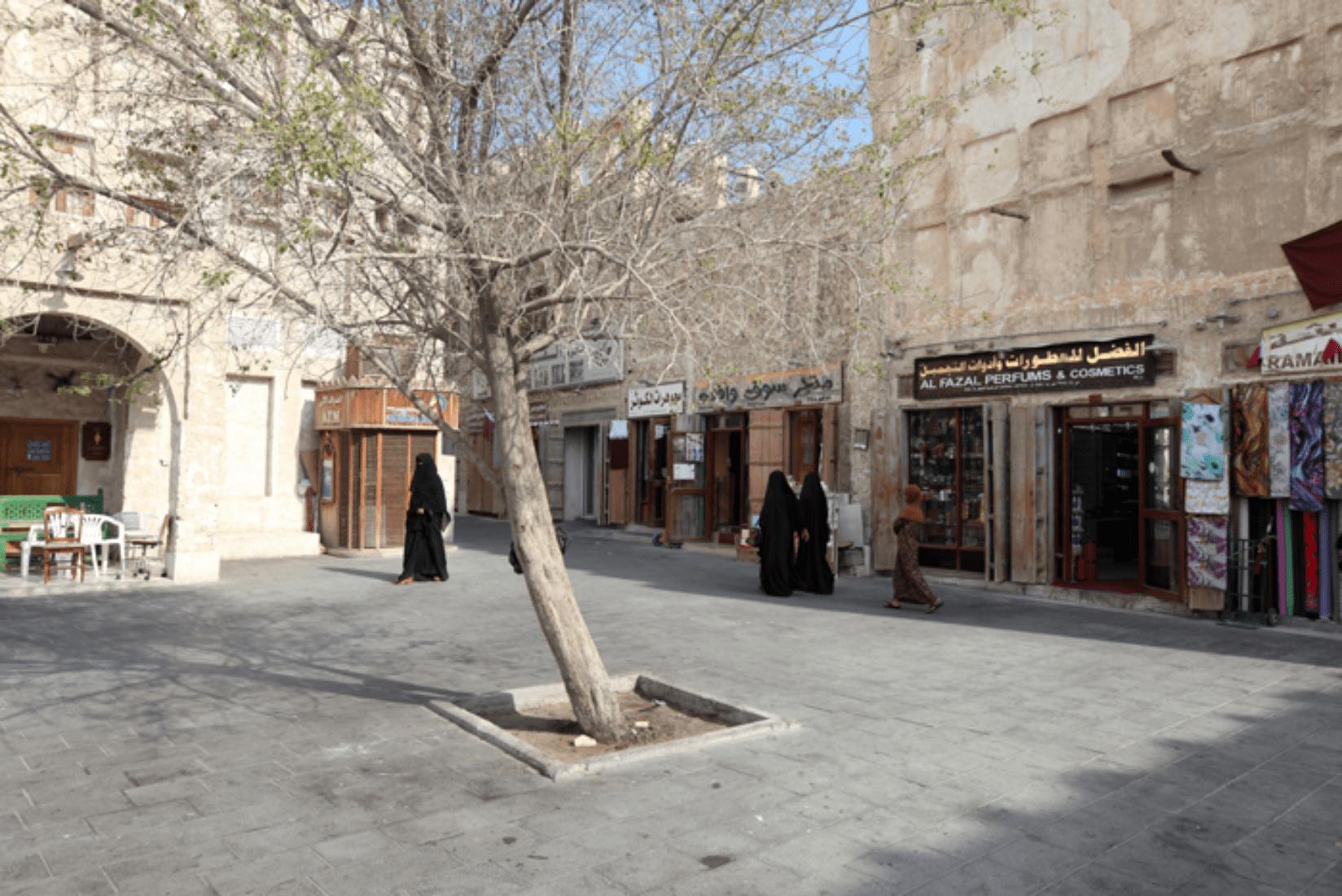 Doha Souq Platz