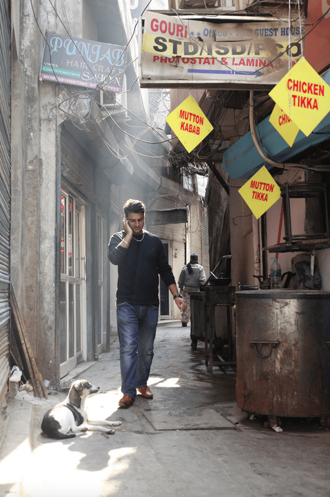 Neu-Delhi Street Life