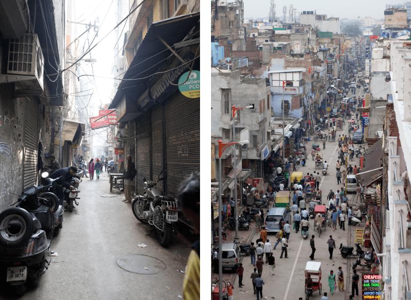 Neu-Delhi Indien Blog
