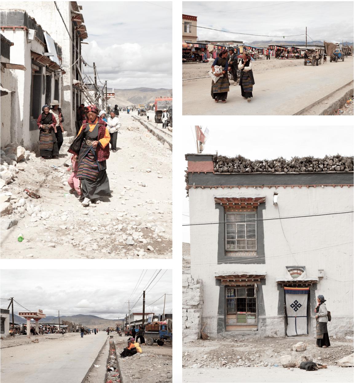 Tibet Landsleute