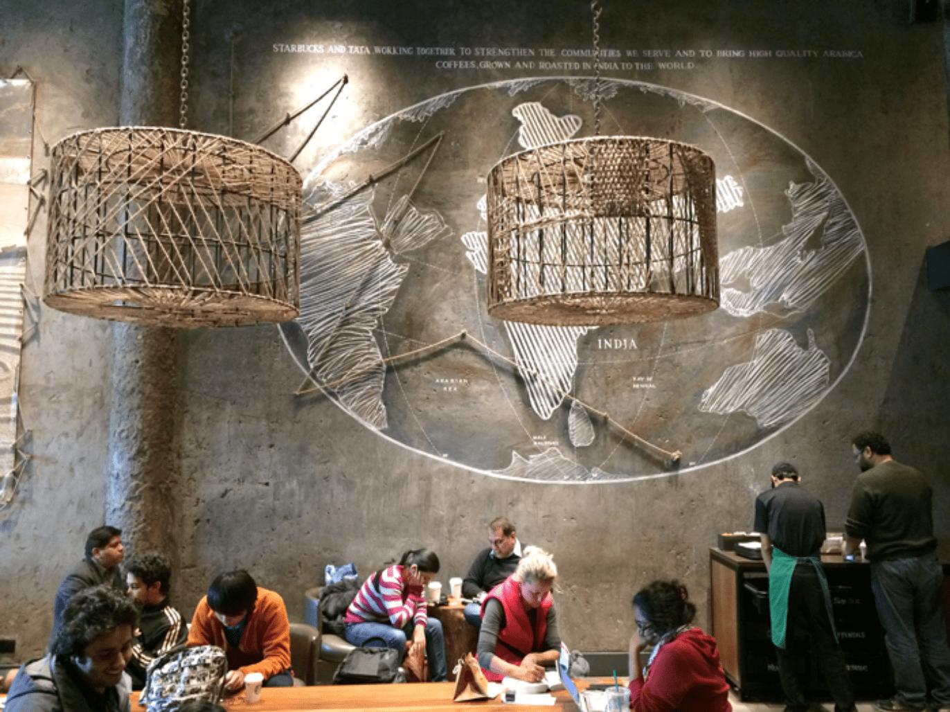 Starbucks Neu-Delhi