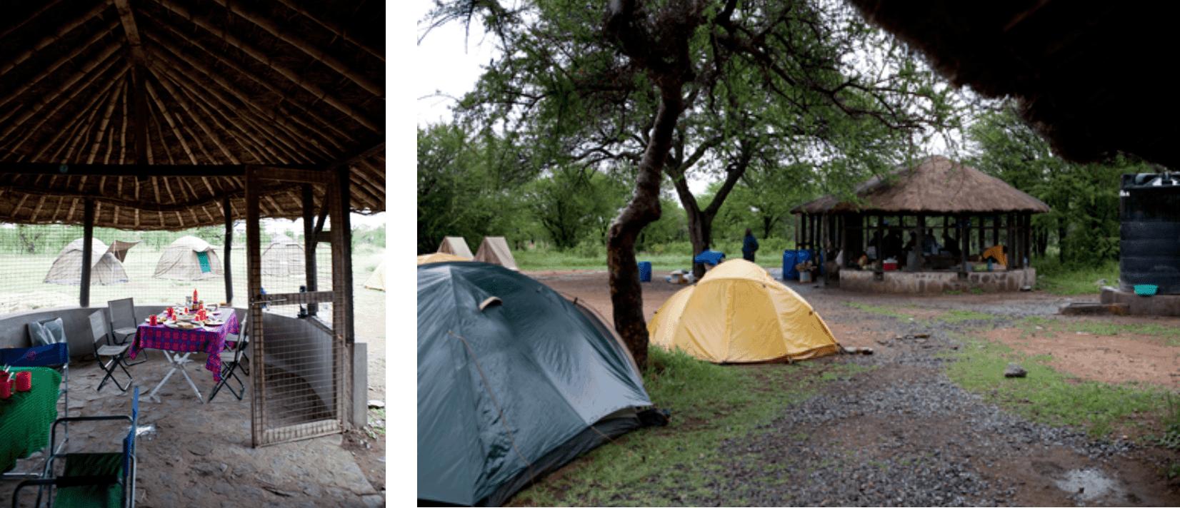 Camping Serengeti Blog