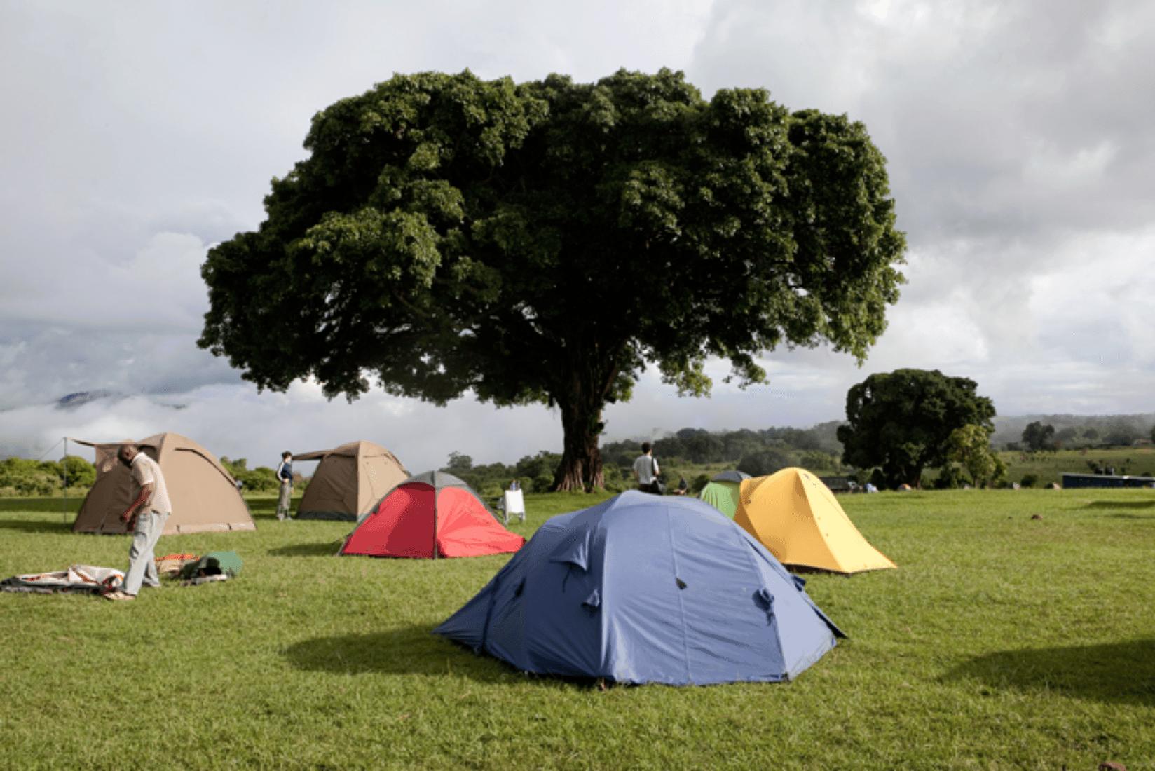 Camping Ngorongoro