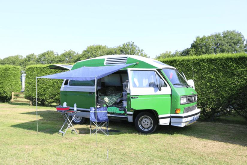 Südengland Camper T3