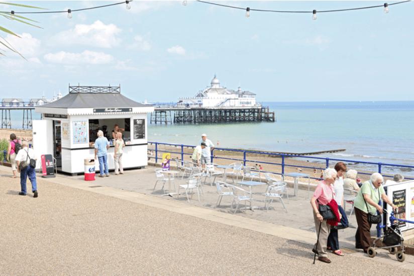 England Pier