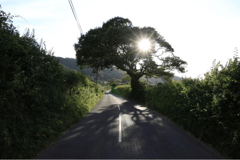 Cornwall Sonnenuntergang