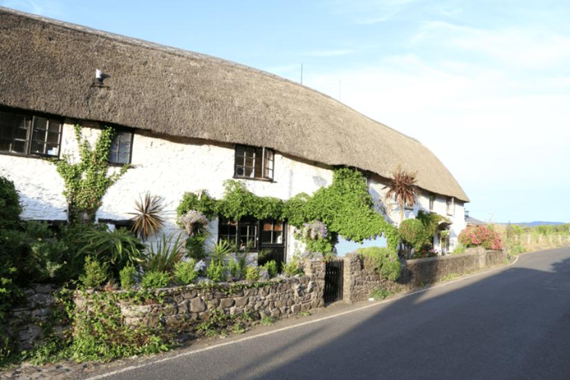 Cornwall Häuser