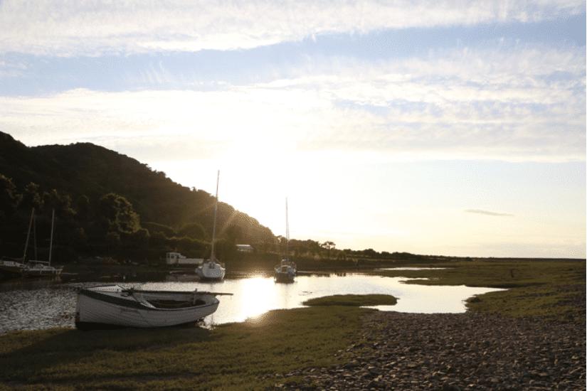 England Cornwall Sunset