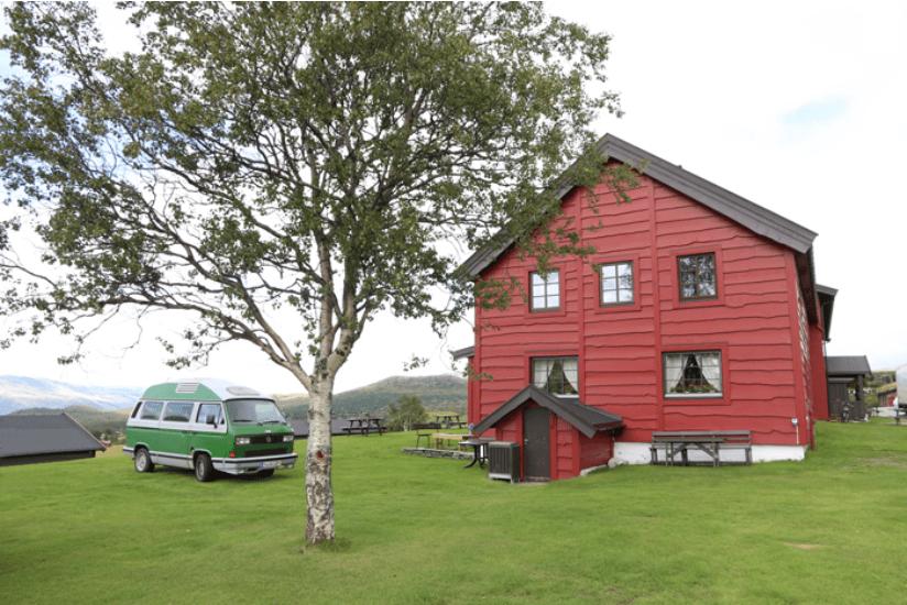 Norwegen Camper
