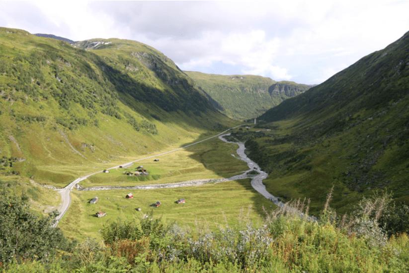 Norwegen Täler Blog