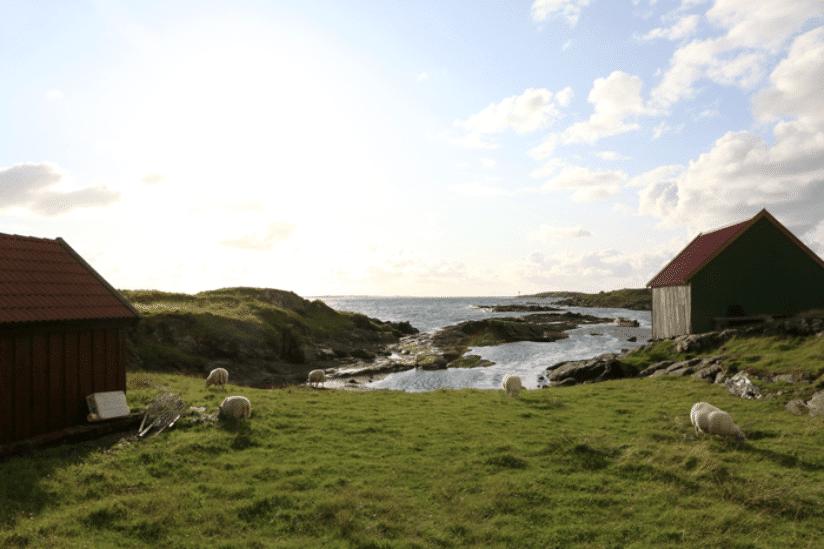 Norwegen Süden