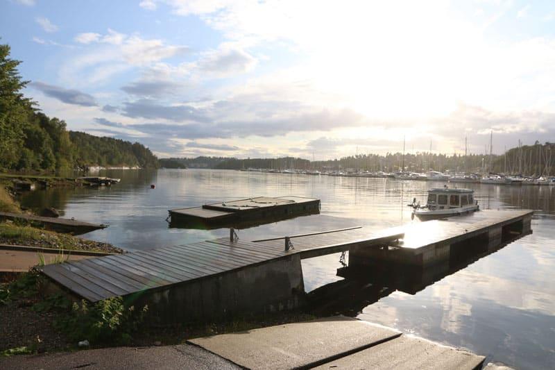 Norwegen Rundreise - Camping Stellplatz in Oslo - Reiseblog Bravebird