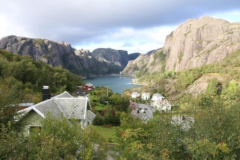Rundreise Norwegen raue Natur - Reiseblog Bravebird