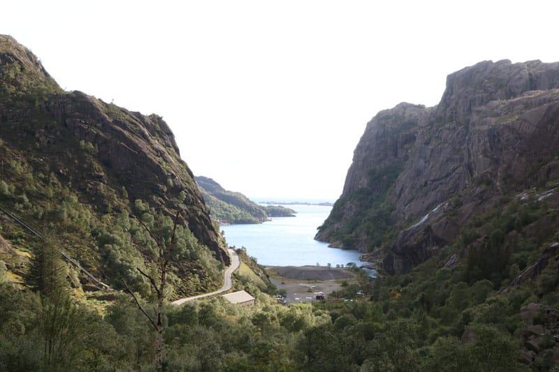 Rundreise Süd-Norwegen raue Natur - Reiseblog Bravebird