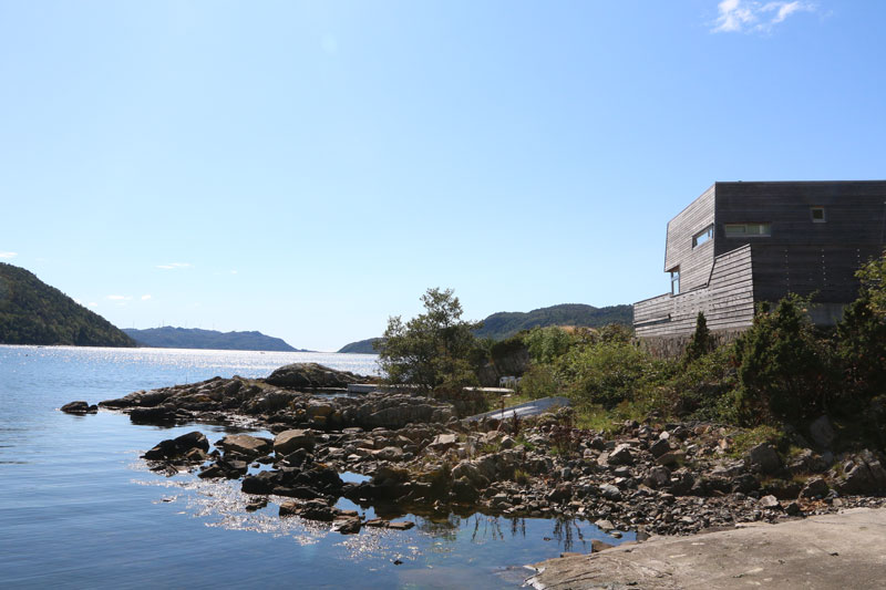 Südnorwegen Küste - Reiseblog Bravebird