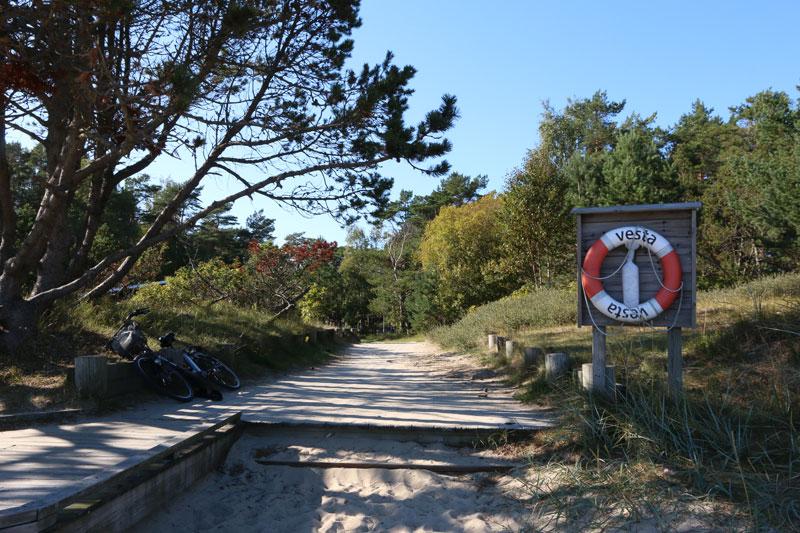 Südnorwegen Rundreise - Strand - Reiseblog Bravebird