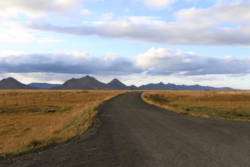 Islands einsame Ringstraße