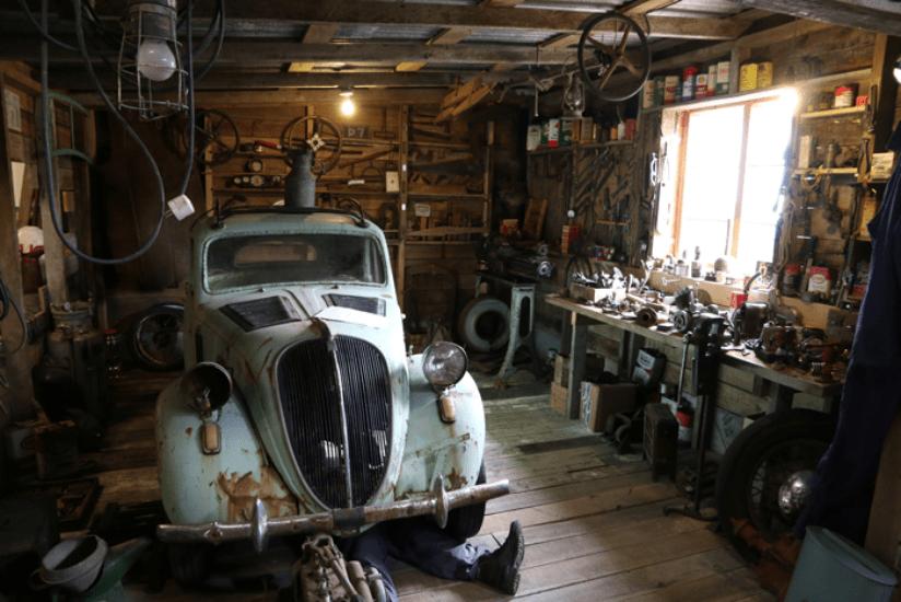 Island Auto Museum
