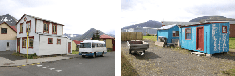 Island Dorfidylle