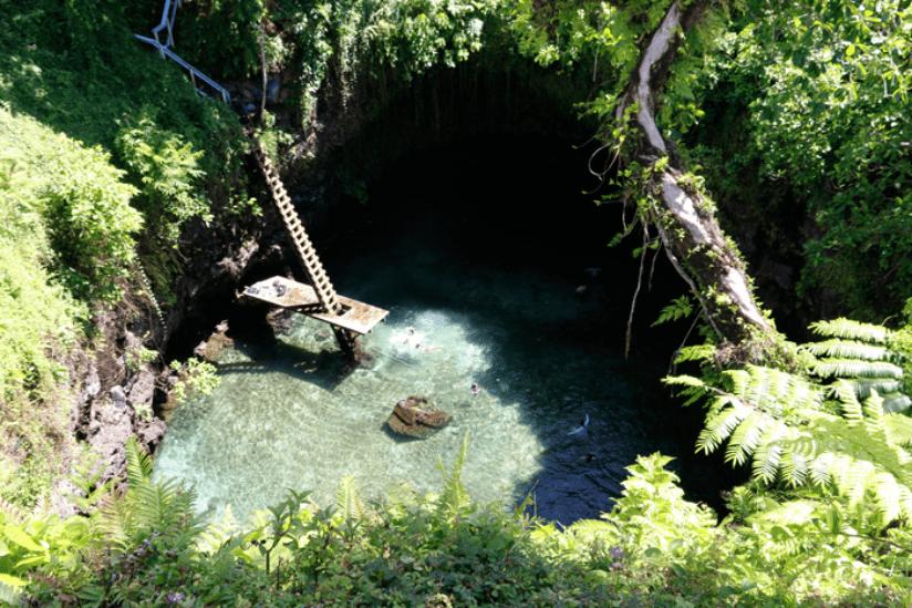 To Sua Samoa