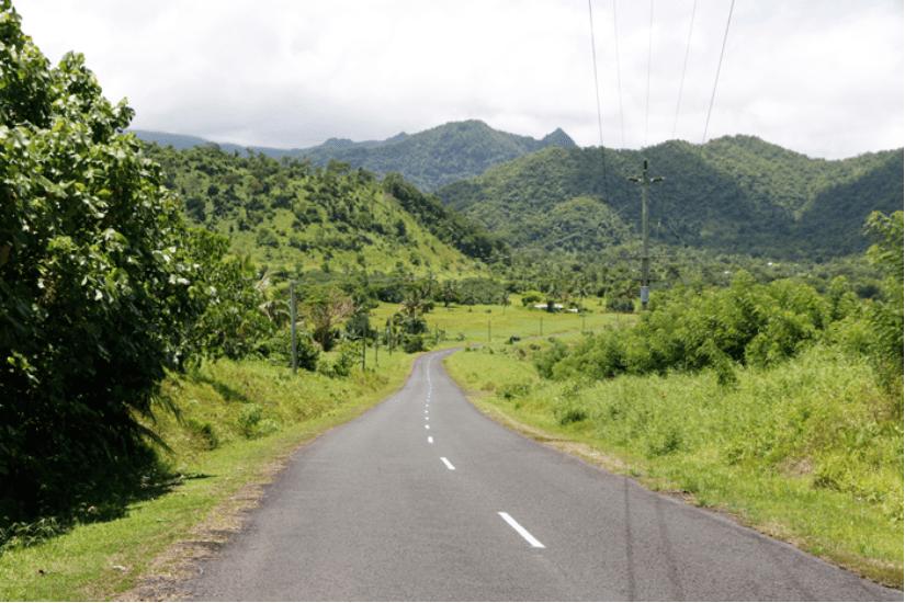 Samoa Inland