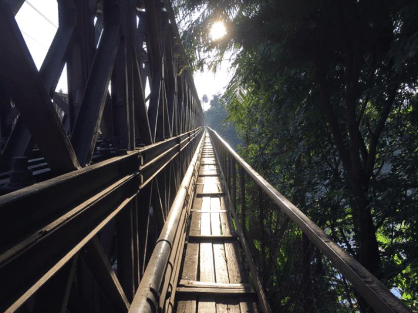 Luang Prabang Brücke