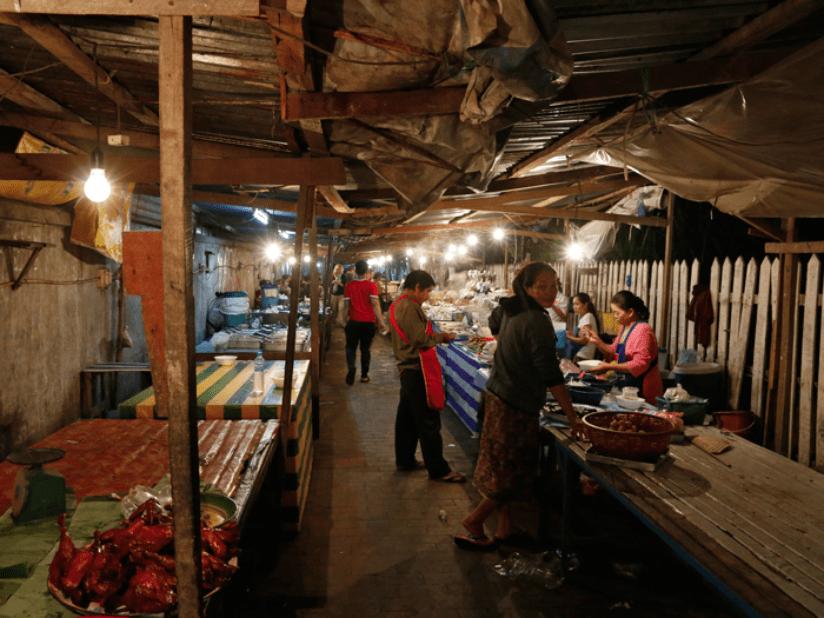 Luang Prabang Street Food