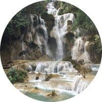 Waterfalls Laos