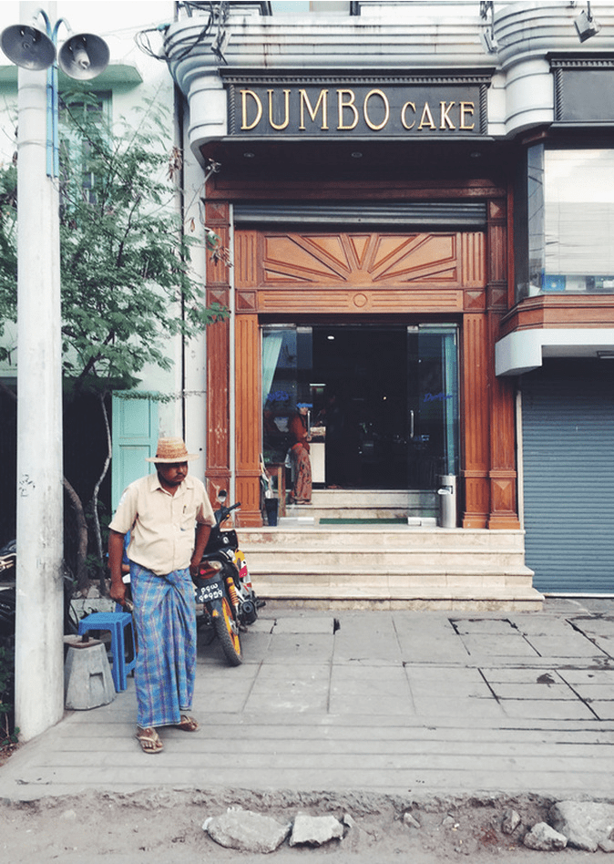 Myanmar Street Life