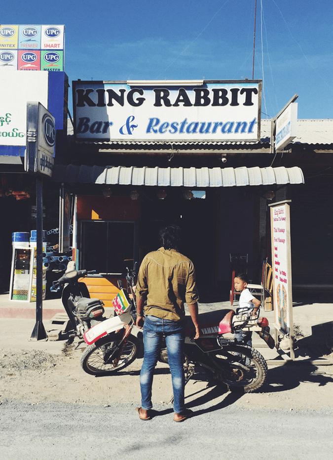 Myanmar Inle Lake Shops