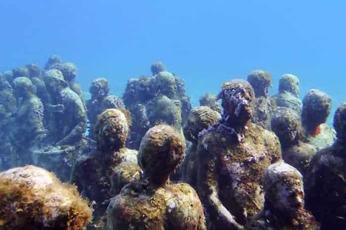MUSA Cancun Skulpturenpark